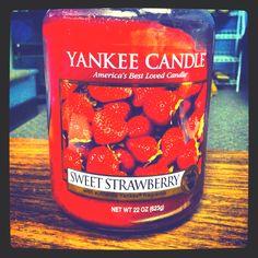 Yankee candles = love <3