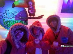 D&D Mundo Afora: Argentina - Icebar, o bar gelado de Puerto Iguazú