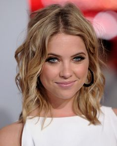 Reading 'Rock Chick Redemption' by Kristen Ashley and this is who I picture as Roxie (Ashley Benson from Pretty Little Liars).