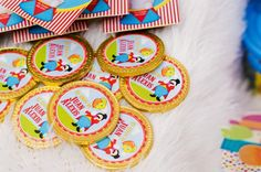 Monedas de Chocolate  Cumpleaños de Juan Alexis
