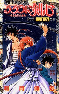 Read manga Rurouni Kenshin Vol.025 Ch.218: Madness Set Loose online in high quality
