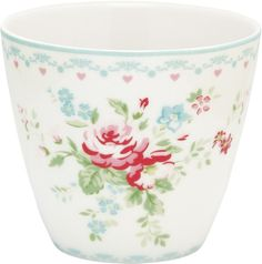 GreenGate Latte Cup - Latte Cup - Abelone White