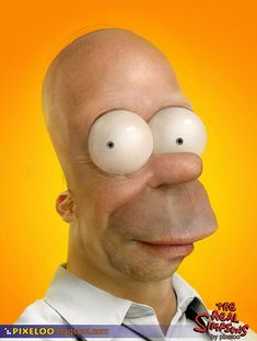 What would cartoon characters look like if they were real? Creepy Jessica Rabbit, Stewie, Homer Simpson, and more. Realistic Cartoons, Realistic Drawings, Cartoon Drawings, Homer Simpson, Cartoon Fan, Cartoon Characters, Cartoon People, Zombie Cartoon, Childhood Characters