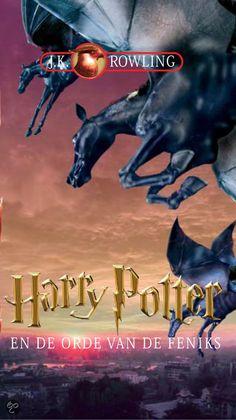 Harry Potter en de orde van de feniks, JK Rowling