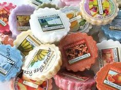 Yankee Candle tarts, especially when there are 2 for 1.  They really work.  I break them into 3 or 4 pieces and put them in different tart burners