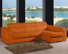 Sofá Mireia Magnolia [235cm]  #Novedad #Oferta #Confort #Home #Sofás