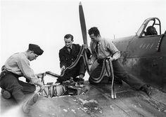 Jan Prokop se vyznamenal 21. května 1940, když sestřelil německý bombardér. Na podobnou větu jsme zvyklí z vyprávění o letcích, jenže Prokop byl letecký zbrojíř, příslušník pozemního personálu. I oni umírali za okupovanou vlast a zaslouží si být připomínáni, říká historik Jiří Rajlich.