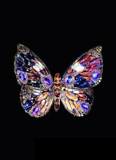 Cindy Chao Butterfly Brooch