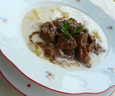 Fotorecept: Tekvicový prívarok a bravčové výpečky Pork Recipes, Beef, Food, Cooking, Meat, Essen, Meals, Yemek, Eten
