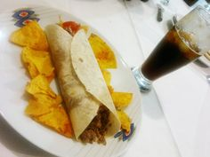 Gabriela's taco...