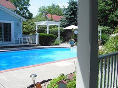 Take A Relaxing Swim At The Somewhere Inn Time Bed U0026 Breakfast Located In Sainte  Genevieve