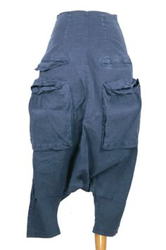 Rundholz Trousers Blue