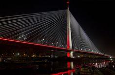 Belgrade bridge