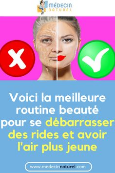 Les Rides, Make Up, Loin, Laser, Health, Under Eye Wrinkles, Dark Circles Under Eyes, Health Care, Look Younger