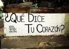 ¿Que dice tu corazón ?  #poetica #accion