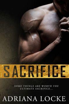 Ebook cover of Sacrifice by Adriana Locke