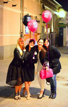 Humans of Novi Sad, ljudi Novog Sada : Photo Girls' Night Out  #novisad