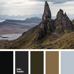 Color Palette #3056