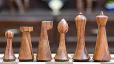 Reproduced Modern Mid Century Minimalist by chessbazaarIndia