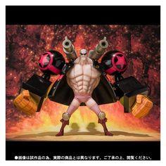 One Piece Film Z - Figuarts ZERO Franky Combat Outfit ver. Tamashii JAPAN Figure http://cgi.ebay.com/ws/eBayISAPI.dll?ViewItem=130820033450
