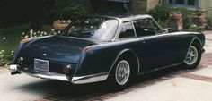 Arguably the prettiest of the big FVs, the Facel Vega II still looks good today.
