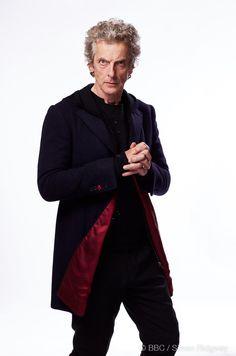 Doctor Who #DW #PeterCapaldi