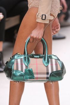 Burberry Prorsum at London Fashion Week Spring 2013. Burberry SummerBags ... af9e7578bc1a8