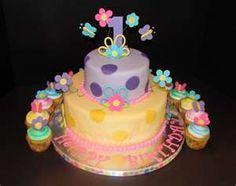 Girl First Birthday Cakes | Happy Birthday Idea 2012