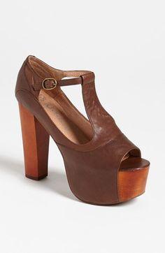 Jeffrey Campbell 'Foxy' Platform Sandal available at #Nordstrom