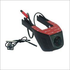 Car Parking Camera APP control Car Wifi DVR 1080P For Honda Odyssey Driving Video Recorder Dual Camera Car Black Box camcorder