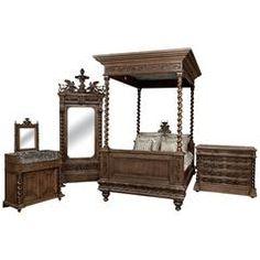 european antique 1900 bedroom furniture Antique Italian Tuscan