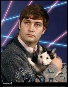 Cutler & his Kitty LOL