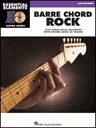 Barre Chord Rock (Softcover with CD)