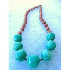 Bobble Necklace by Haiti Design Co-op from Haiti