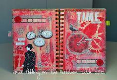 Art Journey Design-team: Time