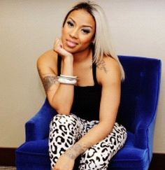 lauren london with long blonde hair to download lauren london with ...