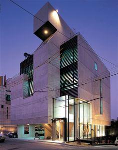 #architecture : U-gallery | Gideon Kwon | Archinect