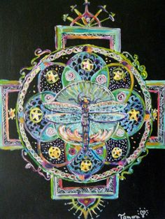 Archetypal Stages of the Great Round of Mandala – A Guide to Life's Cyclical Nature by Tamara Barhar, LMT, HTCP