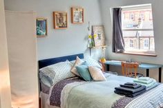 Bright, light & spacious loft room - Airbnb in South West London