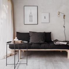 35 Best Of Living Room Decor Ideas Apartment . 20 Best Small Apartment Living Room Decor and Design Ideas for 2019 Living Room And Bedroom Combo, Daybed In Living Room, Small Apartment Living, Small Living Rooms, Living Room Designs, Room Interior Design, Living Room Interior, Small Room Design, Minimalist Living