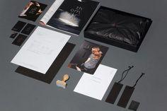 Thom/Krom - Fashion Label Brand Identity by Karl Anders