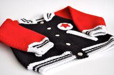 Crochet baby sweater. Crochet cardigan. por UgglaLand en Etsy, $90.00