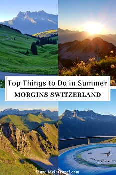 Top Things to Do in Summer - Morgins Switzerland - MelbTravel