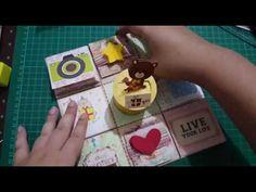 Ruth 愛分享【卡片教學】畢業生禮物盒