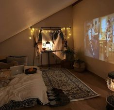 Perfect Idea Room Decoration Get it Know make a pallet to snuggle on to watch the stars all night and watch the sunrise. make a pallet to snuggle on to watch the stars all night and watch the sunrise. Room Ideas Bedroom, Home Bedroom, Bedroom Decor, Bedrooms, Night Bedroom, Decor Room, Dream Rooms, Dream Bedroom, Appartement Design