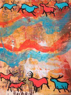 Teaching art history through art class.   An elementary art teacher blog with art projects and lessons,