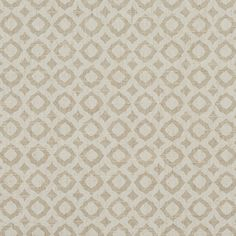 The K4012 upholstery fabric by KOVI Fabrics features Abstract or Geometric, Small Scale pattern and Beige or Tan or Taupe, White or Off-White as its colors. It is a Linen or Silk Looks, Prints type of upholstery fabric and it is made of 70% cotton, 30% Linen material. It is rated Exceeds 22,000 Double Rubs (Heavy Duty) which makes this upholstery fabric ideal for residential, commercial and hospitality upholstery projects. This upholstery fabric is 54 inches wide.Call or contact us for help