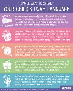 Gentle Parenting, Parenting Advice, Kids And Parenting, Affirmations For Kids, Conscious Parenting, Ideas Geniales, Love Languages, Child Love, Raising Kids