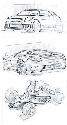 Daily Sketch: Sketches by Federico Acuto  gallery:   Federico's work: https://www.behance.net/Acutofederico