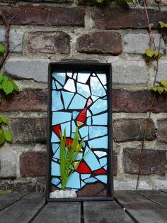 Großstadt-Aquarium von Britta Lipka Mosaik. www.mosaicked-berlin.de